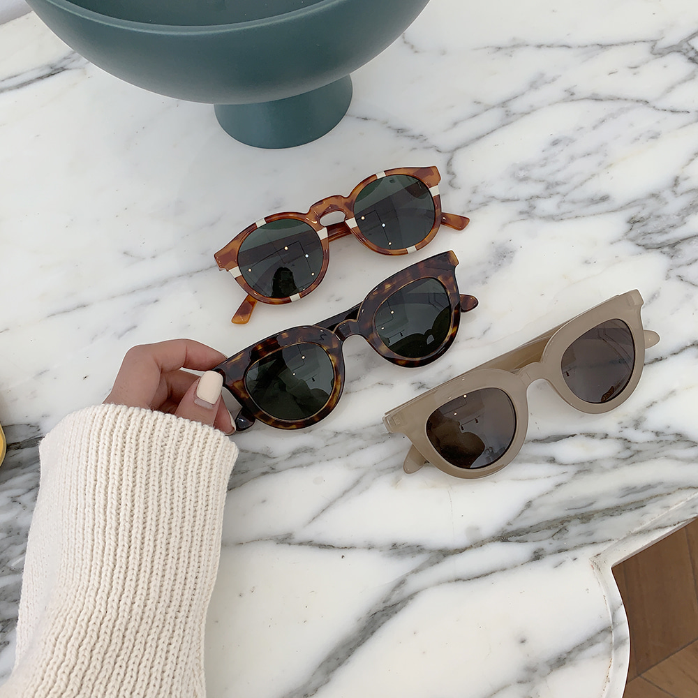 [MR.BOHO] Sunglasses